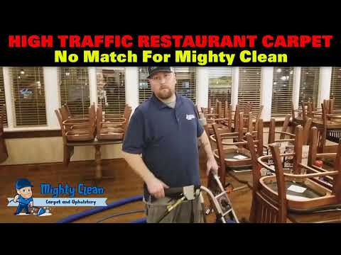 Restaurant Carpet Cleaning Downriver Michigan