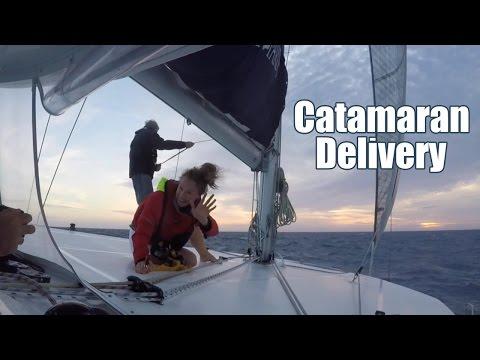 Boat #12: 2013 Leopard 48 (Offshore Tour!)