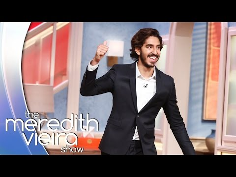 Why Dev Patel Doesn't Do Social Media  The Meredith Vieira