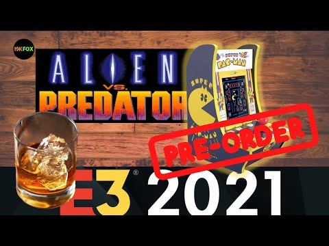 This Week -E3 Leaks Confirmed, Simpsons, Countercades, Projects  and Bourbon from 19kfox