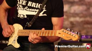 Review Demo - Fender Hot Rod DeVille Michael Landau 2x12