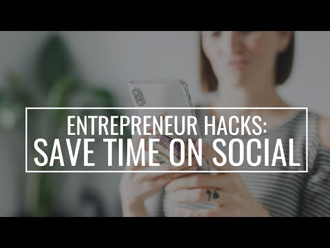 5 Social Media Rules To SAVE YOU TIME | Social Media Tips For Business