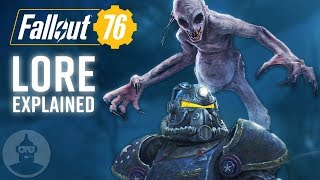 Fallout 76 Lore & Map Explained! | The Leaderboard