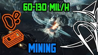 Money Making META : NEW MINING 60-130 Mil/h [Elite Dangerous]
