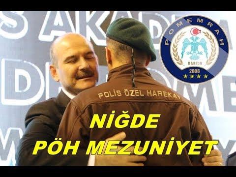 Polis Özel Harekat Mezuniyet (Niğde Pomem)