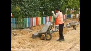 В Благовещенске начали ремонт еще одного двора, который ранее не входил ни в одну программу