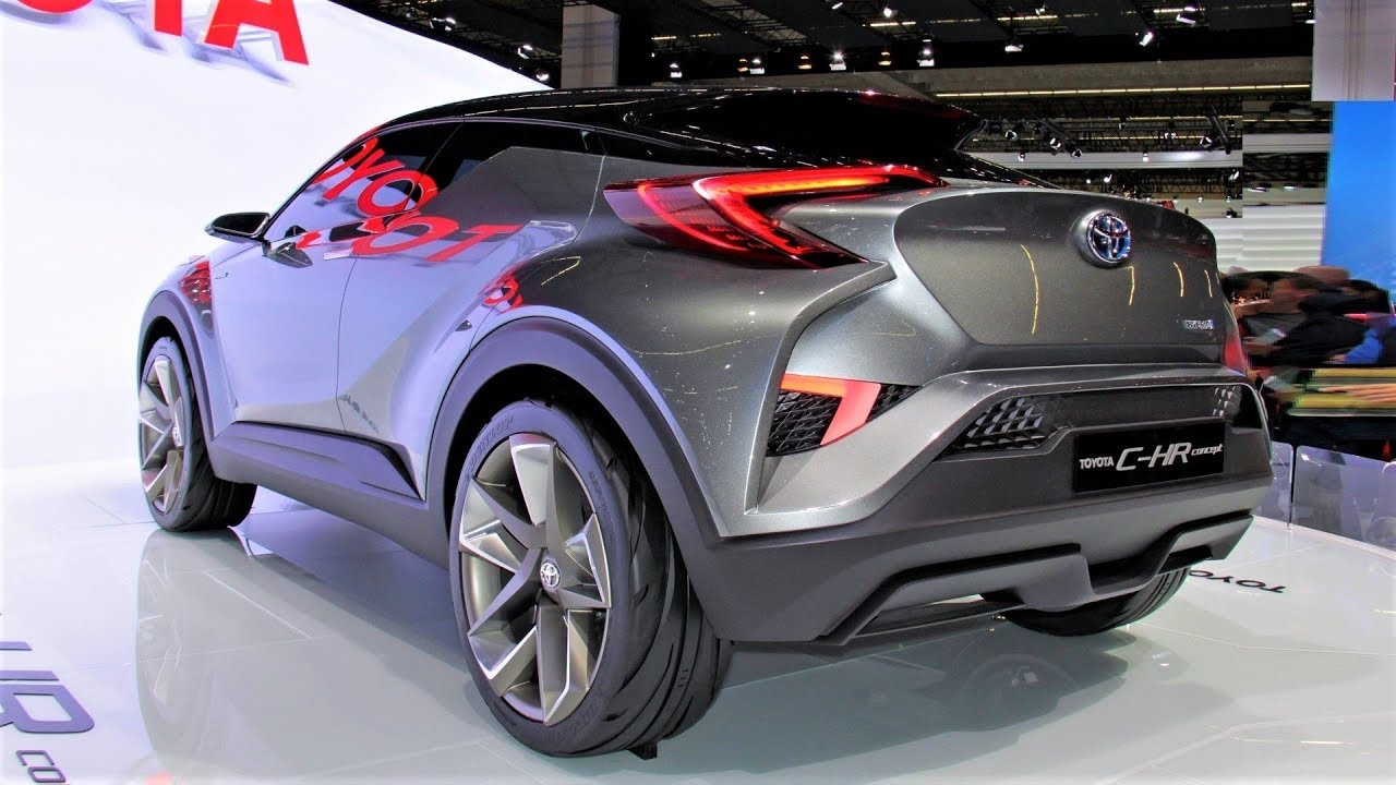 Toyota C-HR 2020 bản Hybrid CX Coupe