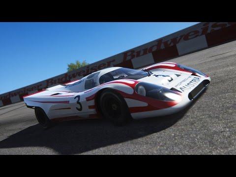 Assetto Corsa - Porsche 917 K at Riverside International Raceway