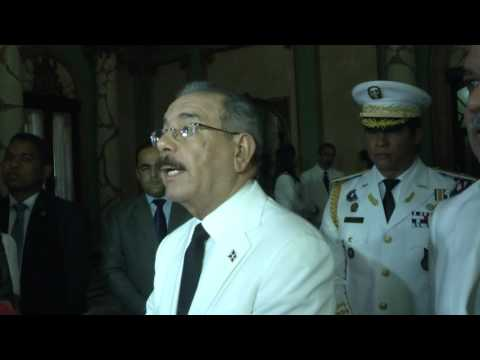 Danilo Medina sobre financiamiento Catalina, corrupción y tráfico de drogas