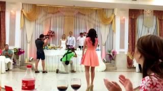 Поздравление от Подружки Невесты на свадьбе