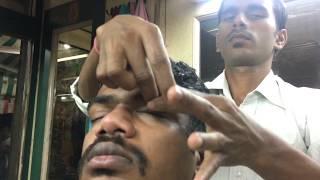Best Indian ASMR Head Massage|Scalp & Deep Tissue Massage-Episode 1