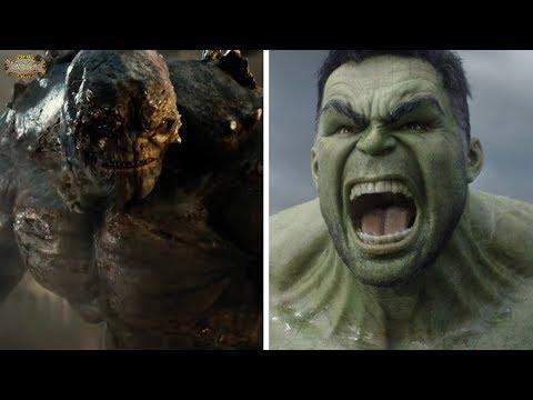 DC CGI VS MARVEL CGI