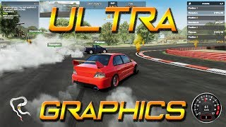 CarX Drift Racing Online Gameplay PC ( ULTRA SETTINGS 1080p 60fps )