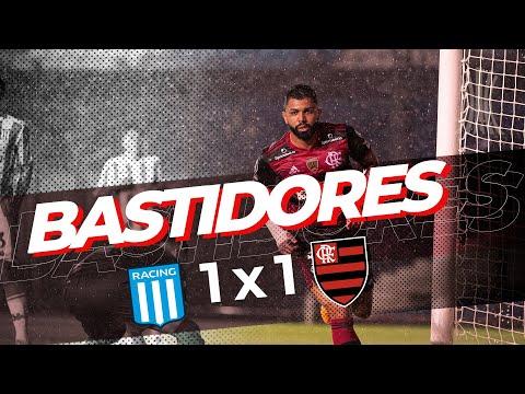 BASTIDORES - Racing x Flamengo | Libertadores 2020
