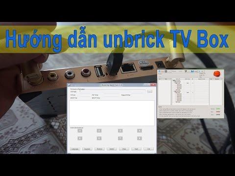 Link tải firmware & cách sửa lỗi treo logo Karabox K1 New