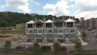 cameron harbor luxury river front town homes chattanooga tn