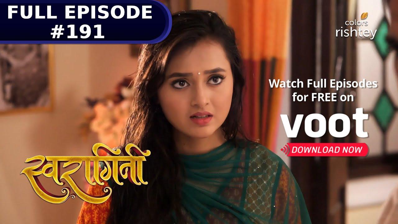 Download Swaragini | स्वरागिनी | Episode 191