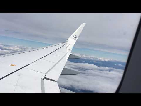 [A320 Sharklets] Beautiful approach & windy landing at Iceland