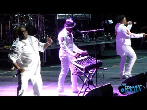 "Blackstreet performs ""Don't Leave Me"" live at 2016 Baltimore Spring Fest"