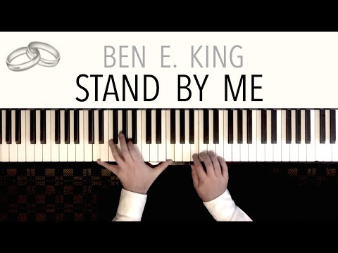 STAND BY ME Wedding   Piano Cover featuring Pachelbel&39;s Canon in D