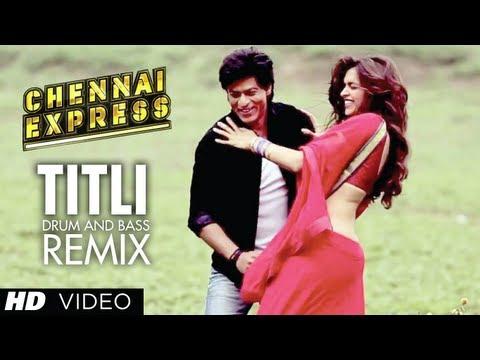 Titli Song Drum and Bass Remix Mikey McCleary | Chennai Express | Shahrukh Khan, Deepika Padukone