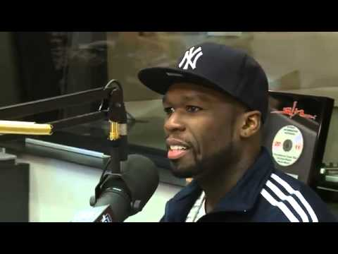 50 Cent The Breakfast Club Interview Part 1 Power 105 1