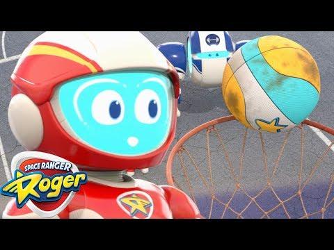 Space Ranger Roger | Roger Gets His Game...