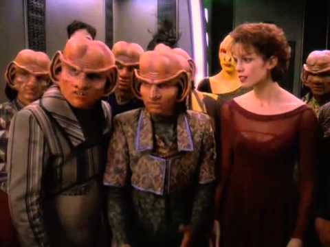 Rom: We're going to form a union! DS9 (Bar Association).