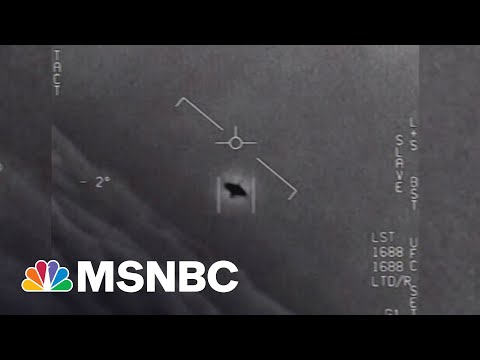 UFO Report: No Evidence Of Alien Spacecraft, But Can't Rule It Out
