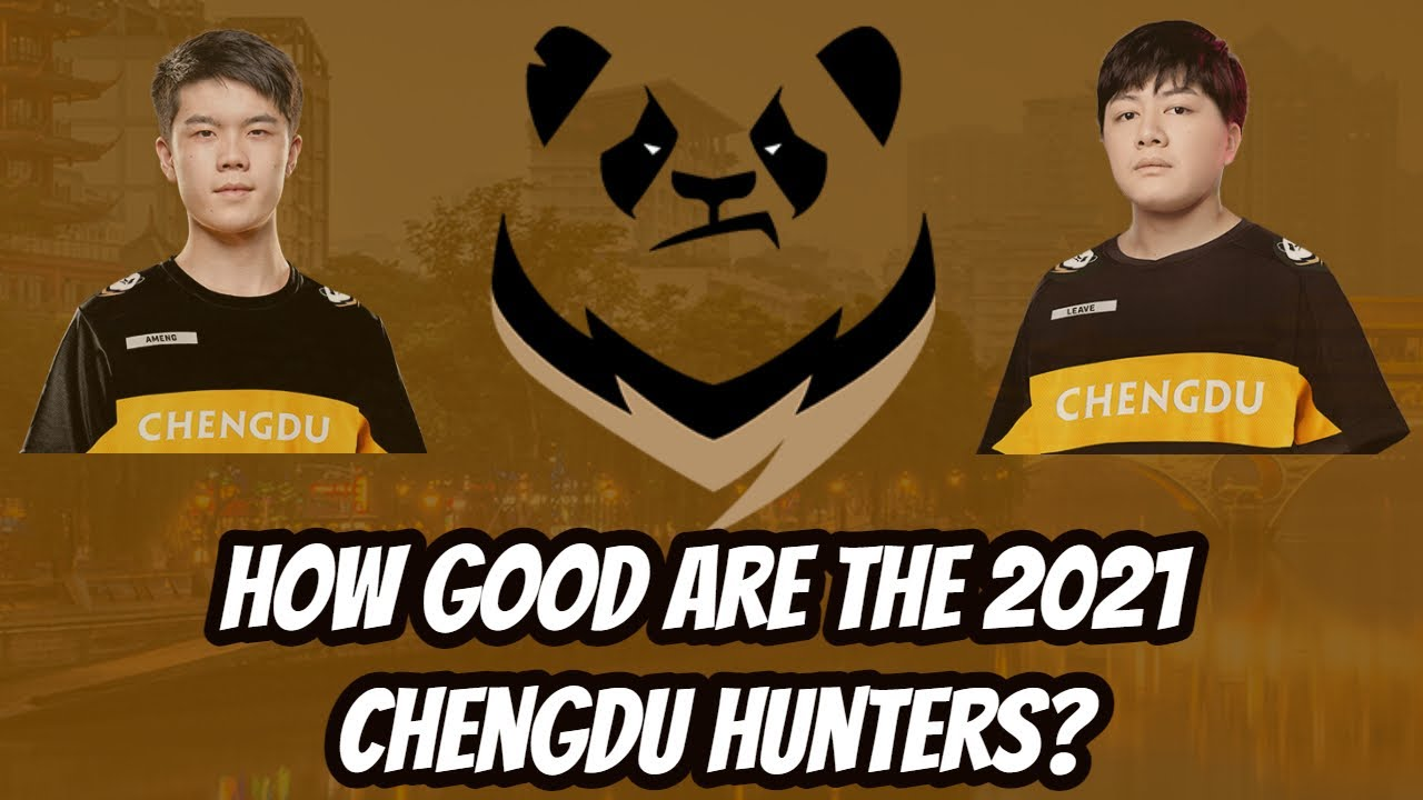 How Good are the 2021 Chengdu Hunters?