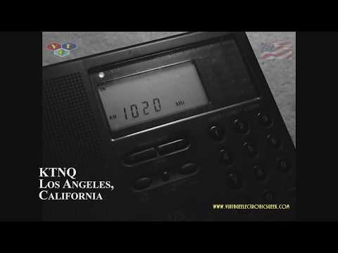 Chasing DX - Radio Shack DX-375 - March 25, 2018