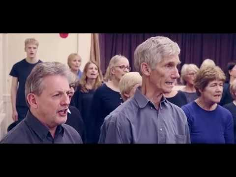 sweet charity choir come alive foo fighters cover official