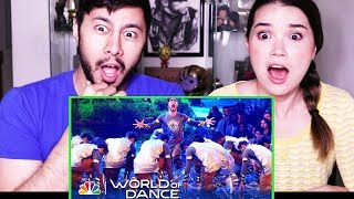 THE KINGS - YEH RAAT   World of Dance 2019   Reaction!
