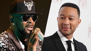 John Legend Slams R. Kelly After Documentary Airs