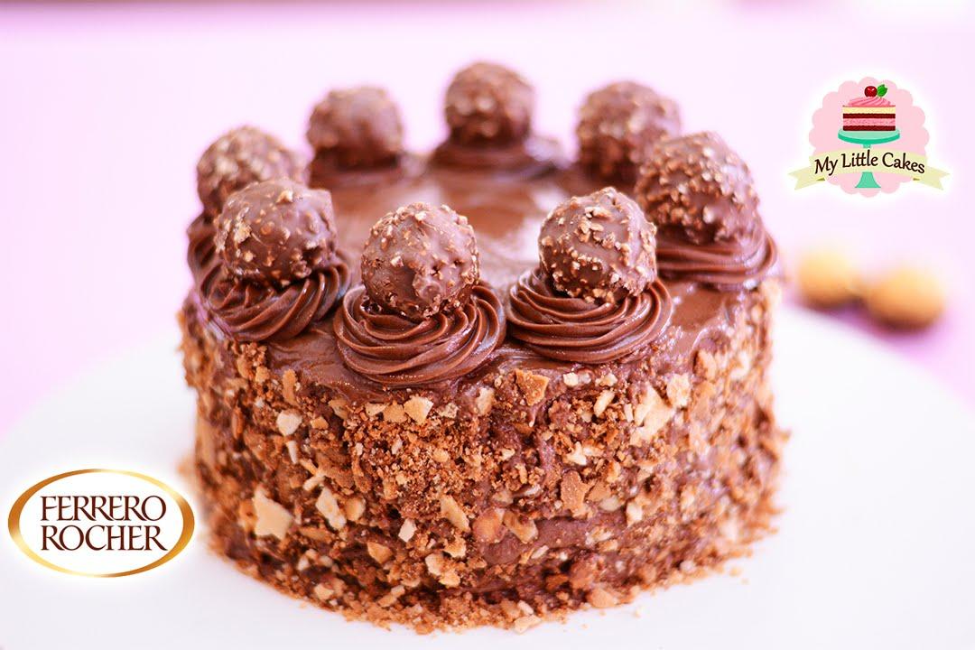 Posh Chocolate Cake