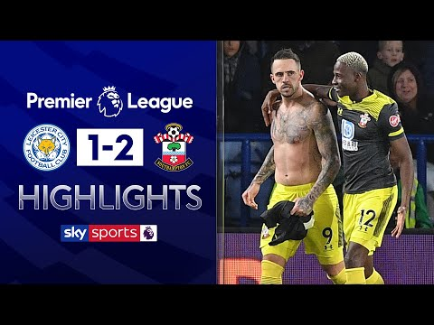 Danny Ings snatches a late Saints win! | Leicester 1-2 Southampton | Premier League Highlights