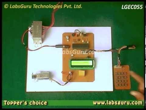 electronic keypad lock project using 8051 microcontroll doovi. Black Bedroom Furniture Sets. Home Design Ideas