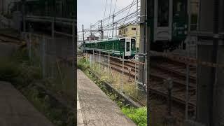 武庫川線5500系 東鳴尾発車