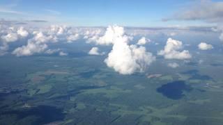 Взлет в Калуге (take off from Kaluga airport)