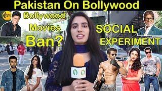 Pakistan on Bollywood  Popularity of Bollywood in Pakistan  Pakistani Likes Bollywood Movies