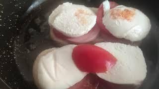 Горячие бутерброды с сыром Моцарелла