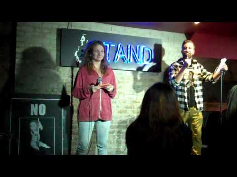 RoastMasters 10.20.15: Justy Dodge vs. Mike Cannon