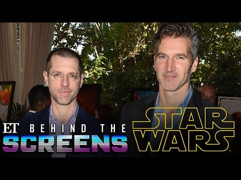 New 'Star Wars' Film Series Coming From 'Game of Thrones' Creators D.B. Weiss and David Benioff