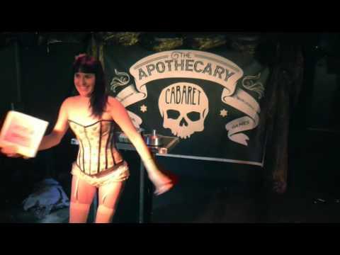 Loretta von Dini - - The Apothecary Cabaret Vol 3: Expanding