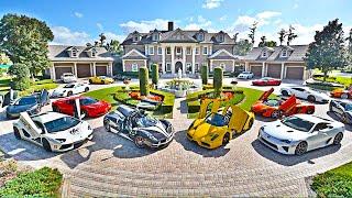10 Most Ridiculous Billionaire Homes