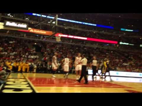 Chicago Bulls bad call