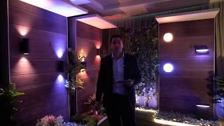 Philips Hue stellt auf CES 2020 neue Outdoor Lampen vor