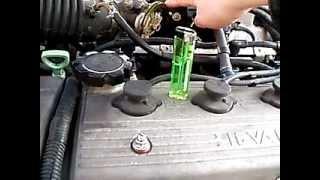 мотор geely ck2 2011г.MOV