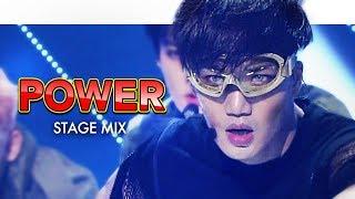 Video [LIVE] EXO「Power」TV Performance Stage Mix Special Edit. download MP3, 3GP, MP4, WEBM, AVI, FLV Juli 2018