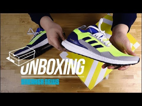 """Unboxing The adidas Ultra BOOST Mid """"Prototype"""""""